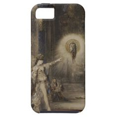Salome and the Apparition by Gustave Moreau iPhone 5/5S Covers