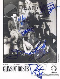 September 17, 1991  #GunsNRoses released their #UseYourIllusion I & II records: https://flic.kr/p/YMqpqB   #Slash #IzzyStradlin #DizzyReed #DuffMcKagan #MattSorum #Anniversary #OTD