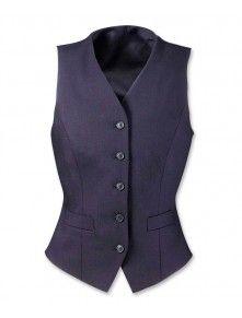 Women's waistcoat   Workwear   Alexandra