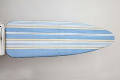 Multi stripe cotton ironing board cover by Suraaj Linens