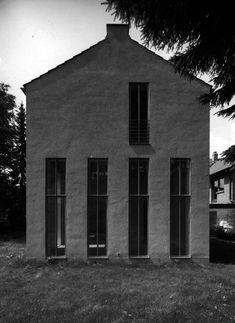 Baum & Baroš - Family house, Roetgen 1994.