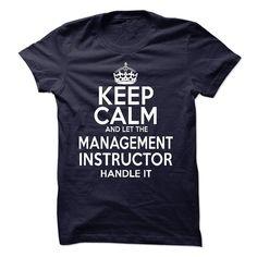 MANAGEMENT INSTRUCTOR T Shirt, Hoodie, Sweatshirt