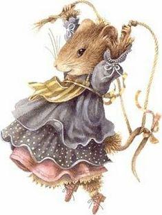 Marjolein Bastin - This mouse brings Beatrix Potter to mind Illustration Mignonne, Children's Book Illustration, Beatrix Potter, Art Fantaisiste, Art Mignon, Marjolein Bastin, Nature Artists, Dibujos Cute, Cute Mouse