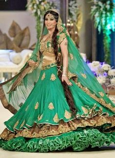 Walima Bridal Dresses 2014_2015 | Revolutionary Trends