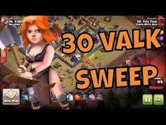TH9 Best Valkyries War Attack strategy 2017 | Clash Of Clans | 100% 3 Star In war Base https://youtu.be/CN_PuigzhtQ