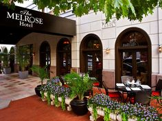 Find Melrose Georgetown Hotel Washington, D.C., District of Columbia information, photos, prices, expert advice, traveler reviews, and more from Conde Nast Traveler.
