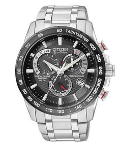 Citizen Watch with the day and date. Yeah!