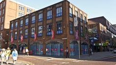 Belfast - College Street (Art Supplies Shop) -  #infomatique