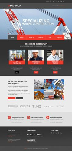Шаблон TM48095 Тип: Шаблоны сайтов $69