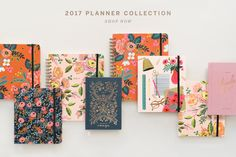 "Planners - <h1 Class=""balance-text"">RESERVE YOURS TODAY!</h1> <p  Class=""balance-text"">Now Available In Three Formats, Our Planners Are The Perfect Size For Function And For Carrying Around. Each Design Features Sections For Weekly And Monthly Plans, Yearly Overviews, Holidays, Special Occasions, Notes, Important Contacts, A Pocket Folder, And Inspirational Quotes Throughout.</p> - RIFLE PAPER Co."