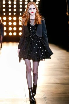 Saint Laurent - Fall 2015 Ready-to-Wear - Look 38 of 60