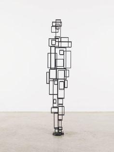 """CONSTRUCT III"" Antony Gormley 2010"