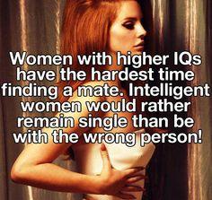 women & IQ