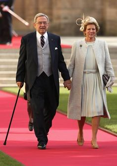 The Greek Royals, King Constantine II and Queen Anne Marie of Greece, Prince Nikolaos and Princess Tatiana have returned to Athens after 46 years of exile Princess Alexandra, Princess Stephanie, Casa Real, Patras, Queen Anne, King Queen, Royal Queen, Constantine Ii Of Greece, Important People In History