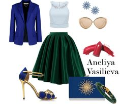 Editor's Style-Colour Block - Fashion Style Mag