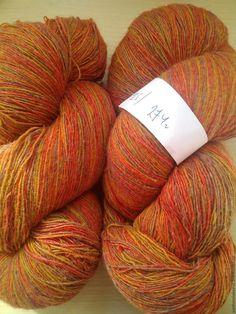 Купить Латвийская пряжа Дундага 6/1 цвет 425 - комбинированный, дундага, латвийская пряжа
