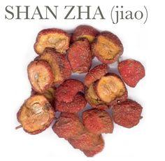 Shan Zha / -Jiao (Crataegus Pinnatifida)