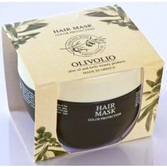 OLIVOLIO HAIR MASK COLOR PROTECTION
