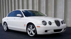 2005 Jaguar S-Type R 4.2/390 HP presented as lot T96 at Kansas City, MO