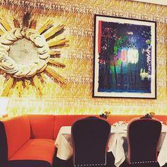 Brunch and interiors inspiration at Ham Yard Hotel! #London #brunch #interiors