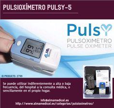 pulsy, pulsoximetro oxy-5