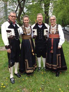 Folk Costume, Costumes, Folk Clothing, Dere, Hygge, Norway, Scandinavian, Folklore, Punk