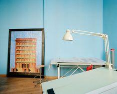 Aldo Rossi, Luigi, Modern Architecture, Studio, Photography, Furniture, Wonderland, Home Decor, Art