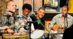 Rádio Base: O batuque paulista toma conta do Samba na Gamboa
