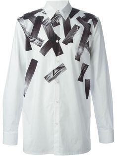 Helmut Lang Camisa Estampada - Jofré - Farfetch.com