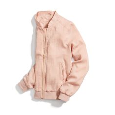 Stitch Fix New Arrivals: Pink Bomber