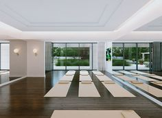 Luxury High Rise #Condos River Oaks - #Amenities State-of-the-art fitness club available 24 hours  Massage room and yoga studio 24-hour white-glove concierge  service and valet parking  Two overnight guest suites to welcome family or friends