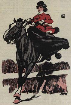 Karl Alexander Wilke (1879 Leipzig - 1954 Wien) Hohlwein, Illustrators, Contemporary Artists, Illustration, Drawings, Pretty Pictures, Art, Art Reference, Vintage Illustration