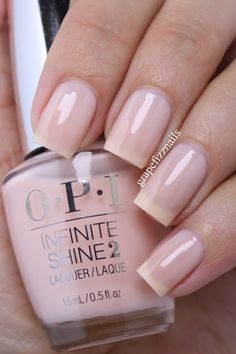 The Beige of Reason OPI Infinite Shine2 Soft Shades Collection2015