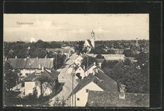 Thalkirchen, postcard ca. 1910