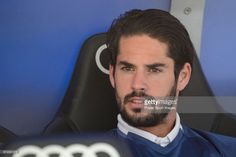 Isco Alarcon of Real Madrid prior to the La Liga match between Real Madrid and Atletico de Madrid at the Santiago Bernabeu Stadium on 08 April 2017 in Madrid, Spain. Photo by Diego Gonzalez Souto / Power Sport Images Isco Real Madrid, Isco Alarcon, Real Madrid Players, Best Football Team, Sports Images, Spain Travel, Hot Guys, Future, The League