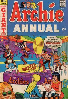 Archie Annual #20