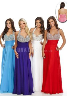 Dresses for prom - you and your best friends can match !!!