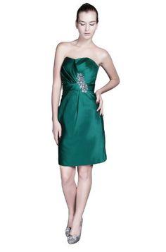*Maillsa Satin Strapless Bridesmaid Dress Prom Dress MS13B0039 -Dark Green-Us 4 Maillsa,http://www.amazon.com/dp/B00C8630VA/ref=cm_sw_r_pi_dp_Bqytsb02KJCBE8EH