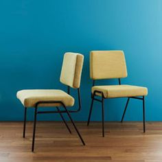 Wire Frame Dining Chair - Citrus