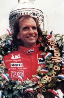 emerson fittipaldi 1989 CART | EMERSON FITTIPALDI 1989 INDY 500 PATRICK RACING MARLBORO STAND 21 ...