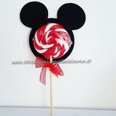 Mickey Mouse Party Favors, Fiesta Mickey Mouse, Mickey Mouse Decorations, Mickey Mouse Bday, Baby Mickey, Mickey Party, Tinkerbell Gifts, Mickey First Birthday, Mickey Christmas