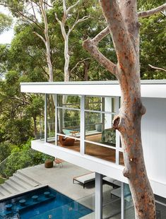 The top ten most popular mid-century modern Australian houses, as featured on The Design Files this year. Architecture Design, Australian Architecture, Australian Homes, Residential Architecture, Contemporary Architecture, Contemporary Houses, Sustainable Architecture, Plywood Furniture, Furniture Sale
