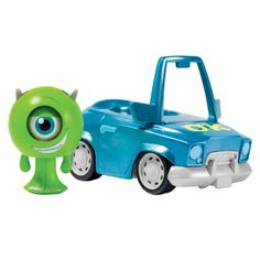 Monsters University - Roll A Scare Ridez - Mike Monsters University