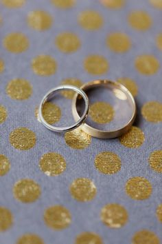 ring shot idea (dots) - Modern Indian-Inspired Wedding by Mademoiselle Fiona