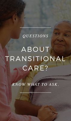You know your loved one needs transitional care, but where do you go and what questions do you ask to be sure your loved one is getting the best care? Here is the a list of the most important questions to ask about transitional care. Lpn Programs, Certificate Programs, Nurse Educator Jobs, What If Questions, This Or That Questions, Lpn Schools, Nursing Schools, Hospice Nurse, Nursing Degree