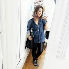 Fazendo a blogayra com foto de corpinho no espelho. But wait, eu sou blogayra, né? Ops.
