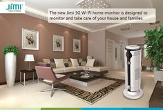 JH09 3G Wi-Fi Home Security Alarm Camera System