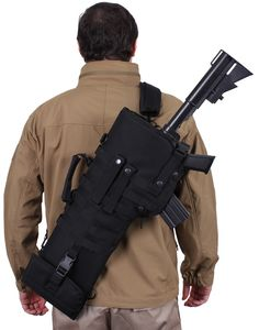 Outdoor Tactical Scabbard Sheath Over Shoulder Sling Padded Case for Hunting Searching. Scabbard Width: Scabbard Length: 1 x Tactical Scabbard Case Black. With one shoulder sling with quick-release buckle for shoulder carry. Tactical Rifles, Firearms, Tactical Knives, Tactical Wall, Tactical Holster, Tactical Backpack, Gun Holster, Shotguns, Hunting Packs