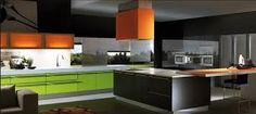 +50 fotos de cocinas modernas originales #ideas #decoracion #decor #deco #hogar #home #tips #moderno #moderna #colorida #colores #diferente #original