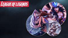 League of Legends Kış Kostümleri